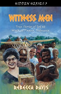 Witness men cover
